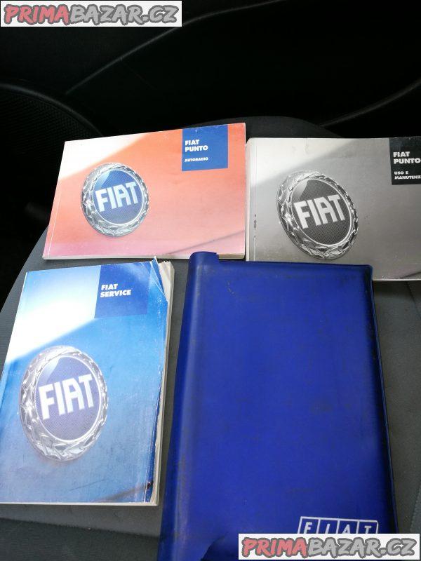 Fiat punto 1.3 Mjet top stav po servise velmi nízka spotreba
