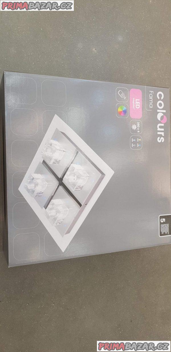 prodám nové , zabalené led světlo s ovladačem