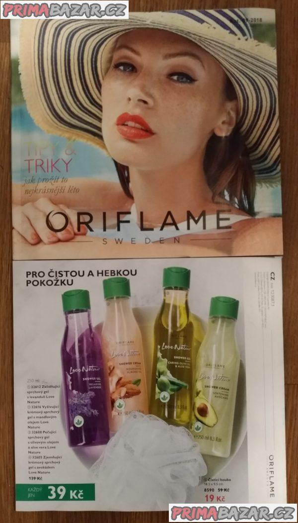 Kosmetika Oriflame