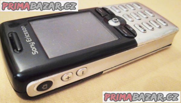 Sony Ericsson T610 - jako nový - nutná drobná oprava!!!