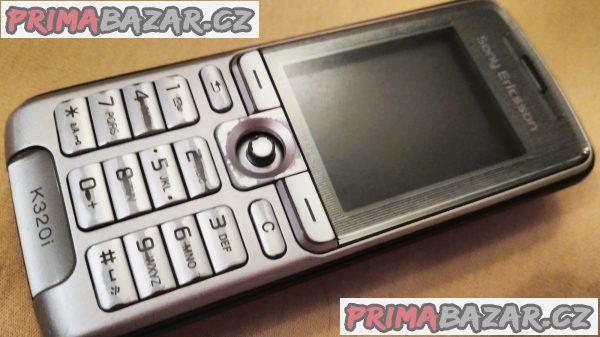 Sony Ericsson K310i - jako nový - nutná drobná oprava!!!