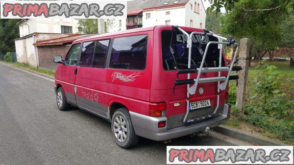 prodám nebo vyměním za obytný automobil doplatek z mé strany Volkswagen T4 Multivan 7 míst