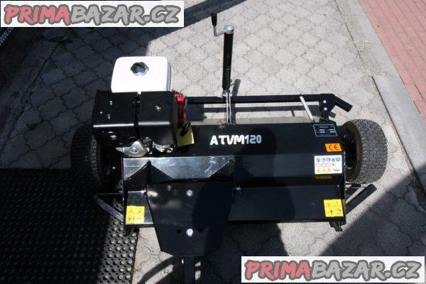 ATV mulčovač s Honda motorem GX 390, černá barva