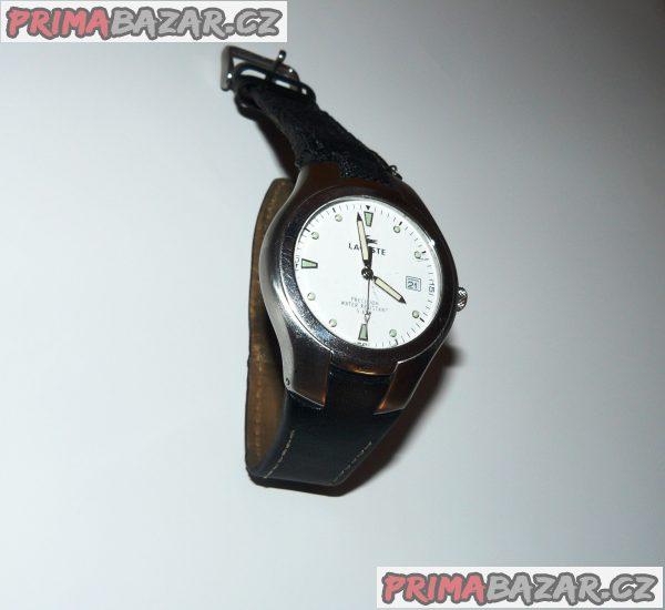 Značkové náramkové hodinky LACOSTE 3510G