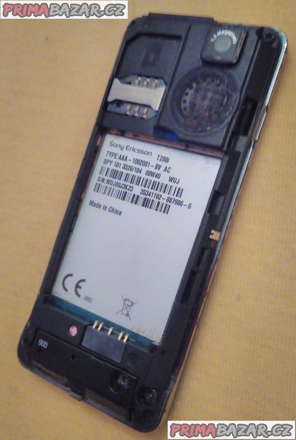Sony Ericsson T280i - k opravě nebo na náhradní díly!!!