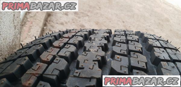 5x zánovní pneu 90% vzorek Bridgestone dueler h/t 4x