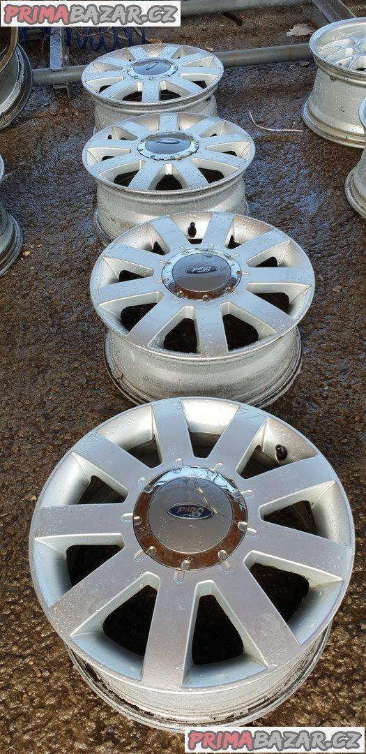 alu kola elektrony Ford 4x108 6jx15 et52.5