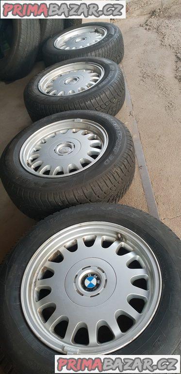 alu kola elektrony BMW 1181840 5x120 7.5jx16 is20
