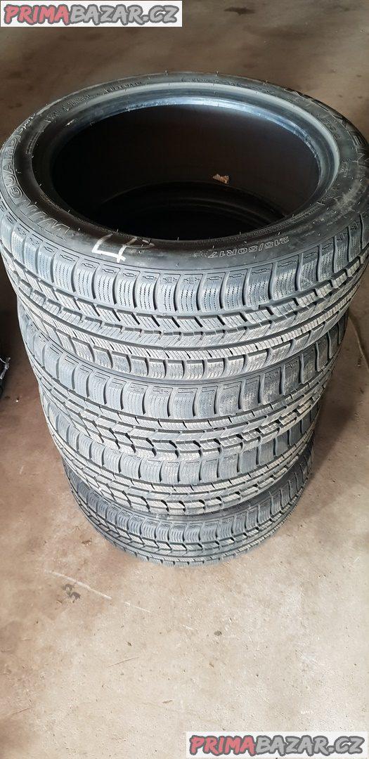 Zánovní sada pneu 4x Nexen sport 215/50 r17 95V