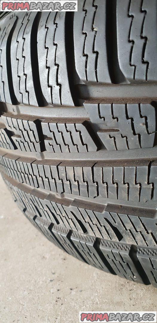 2x pneu nokian wr a3 90% vzorek 225/50 r17 98V XL