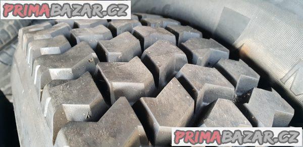 5 kusů nové pneu německé výroby Kraiburg 195/75 r16c 107/10