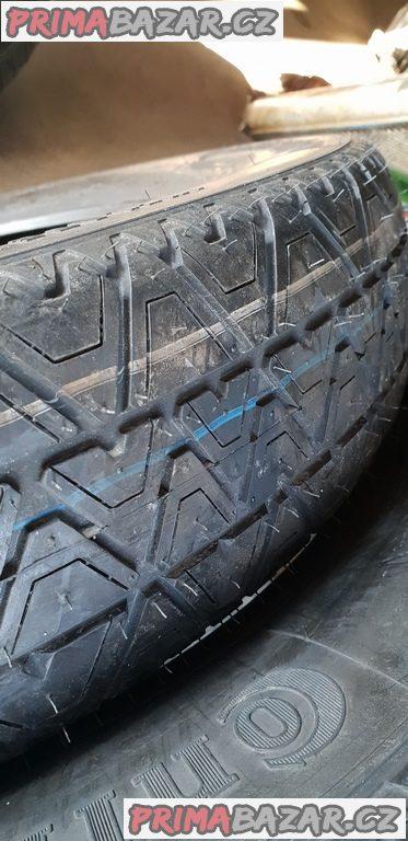 2xnové pneu Continental cst17 dojezdová pneu 155/80 r19