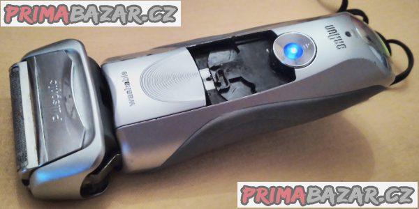 Holící strojek Braun 9585 Pulsonic - s drobným nedostatkem!