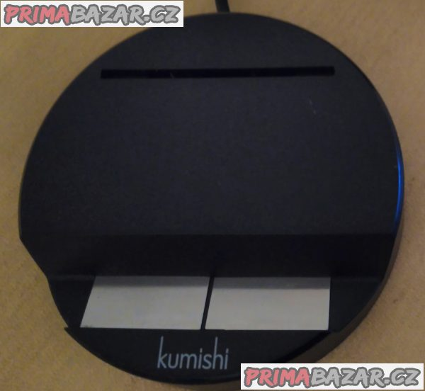 Bezdrátová nabíječka Kumishi - pro Apple iPhone 6- 6S- 7- X- nebo 8!
