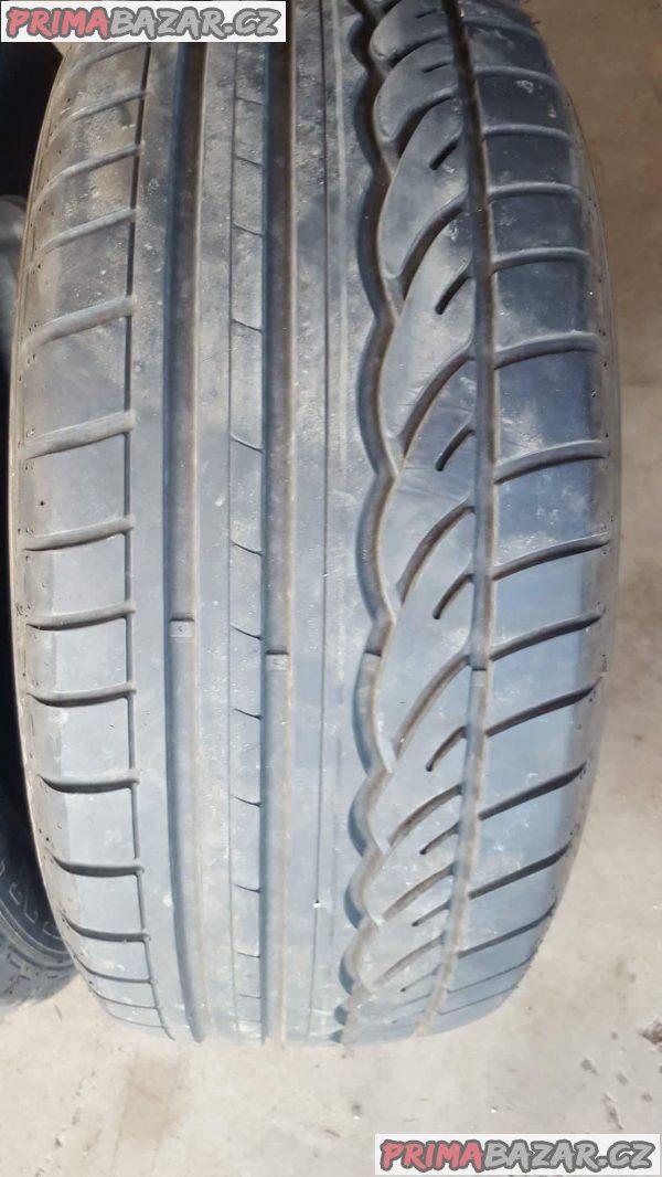 2xpneu Dunlop sp sport  vzorek 60% 235/55 r17