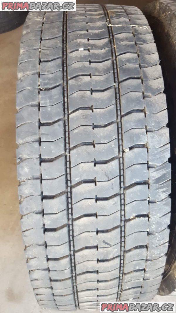 4x pneu Tir Continental 60% vzorek 265/70 r17.5