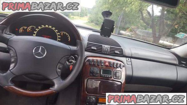 Mercedes CL 500 AMG prodam, nebo vymenim r.v 200