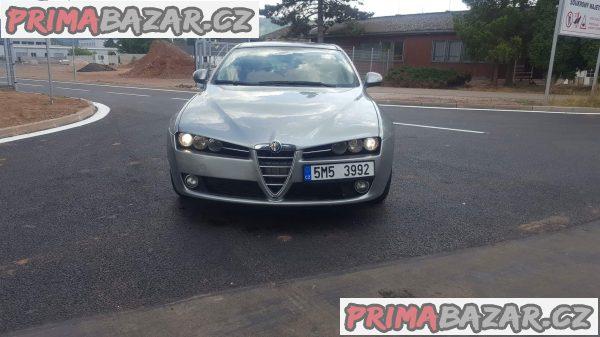 Alfa Romeo 159 1.9JTDm sportwagon, nova stk,