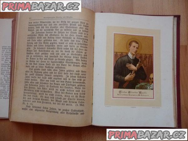 -H- kniha Das Katholische Kirchenjahr