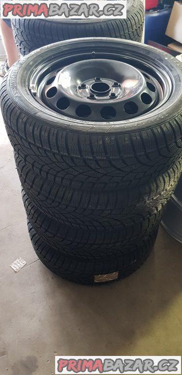 plechové disky ocelové nové nepoužité VW 561601027 5x112 6.5jx16