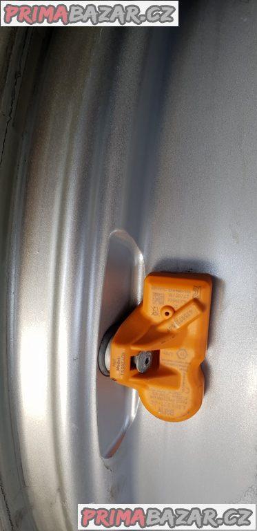 zánovní alu kola elektrony Mini Cooper 9804371 5x120 7jx17 is50 R