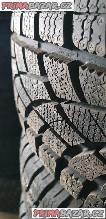 nové nepoužité plechové disky ocelové s novou pneu 8p0601027 5x112 6jx16 et50