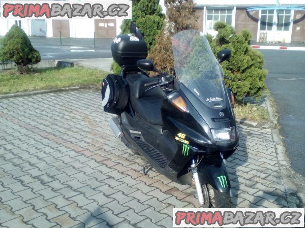 Yamaha Majesty
