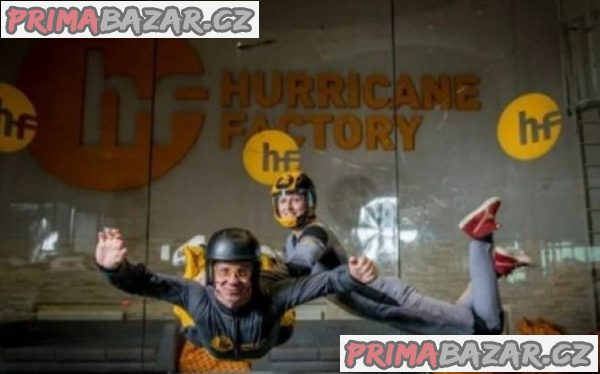 Hurricane factory -poukaz