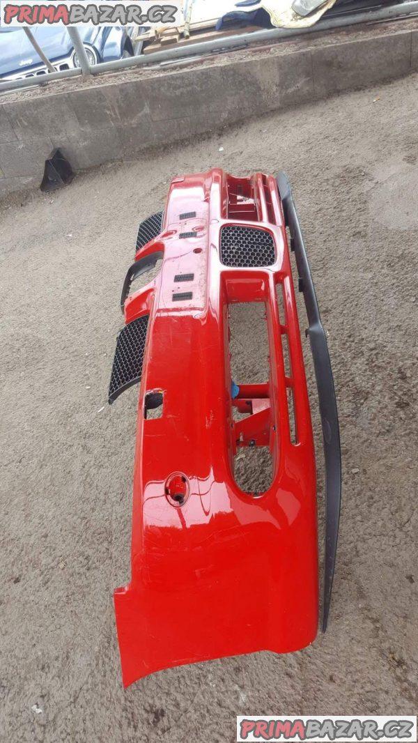Přední nárazník Seat Leon topsport spojler leon cupra