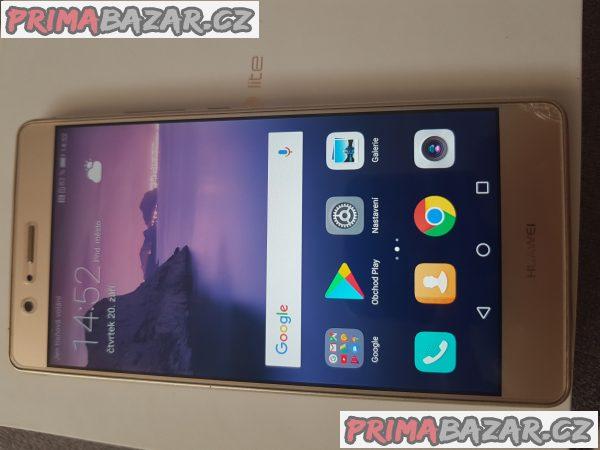 Huawei p9 lite Dual sim Zlatý