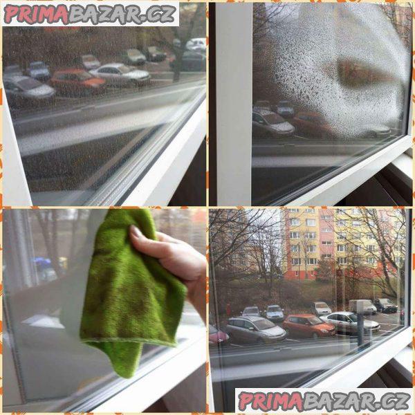 Pěna na čištění oken a jiných povrchů
