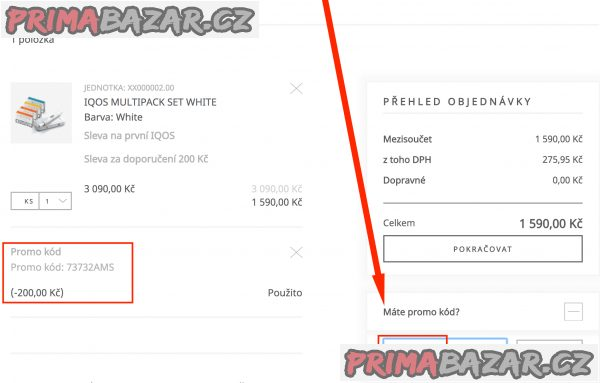 IQOS sleva 200,- Kc Zdarma kod: 73732AMS www.IQOSY.cz