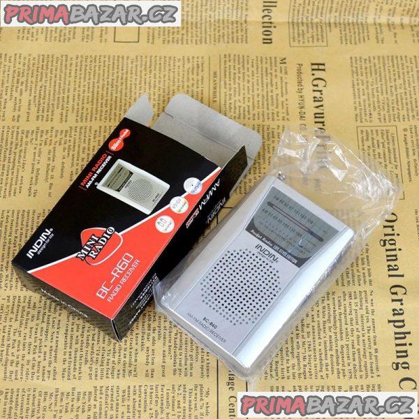 Mini Radio AM-FM receiver