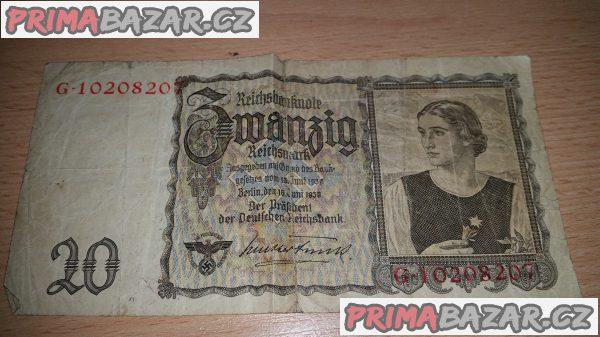 Mince a bankovky