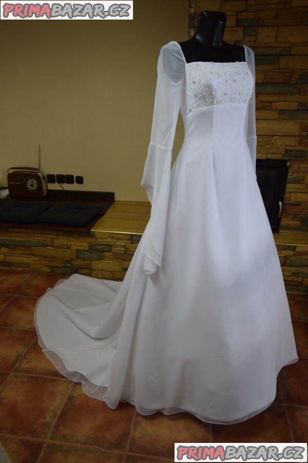 Nepoužité svatební šaty