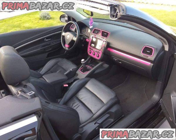 VW EOS, Volkswagen EOS (cabrio, coupe), r.v 8/2007