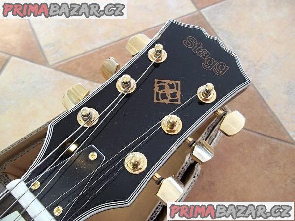 Elektrická kytara STAGG L400-TS