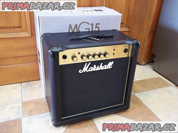 Kytarové kombo MARSHALL MG15CF (V ZÁRUCE)