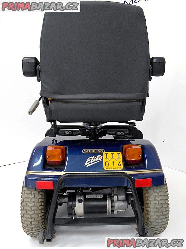 Repasovaný invalidní skútr Sterling 3 Elite