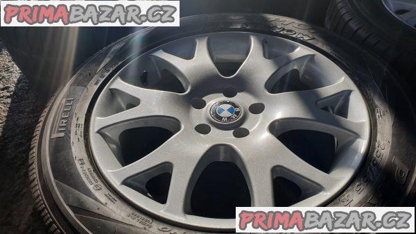 alu kola elektrony BMW 5x120 8.5jx18 et46