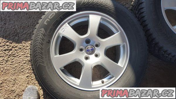 alu kola elektrony SUV s pneu 90% volvo 30671480 5x10