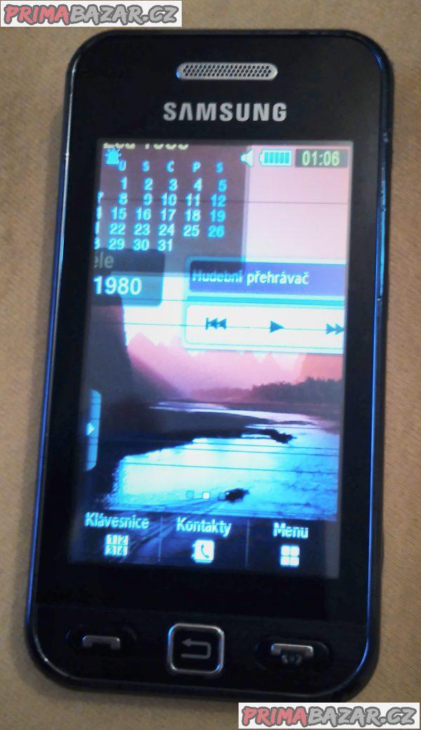 Samsung GT-S5230 - vč. nabíječky!!!
