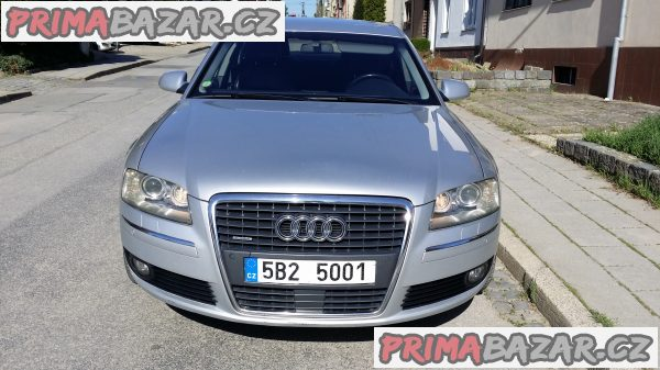 Prodám Audi A8 3.0 TDI , 171 KW, 4x4
