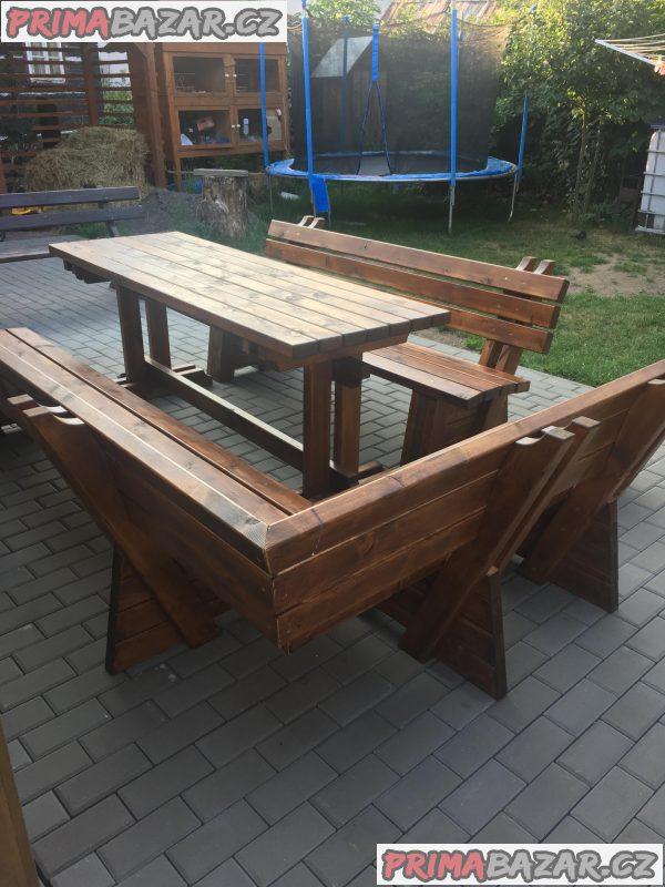 Prodám nový exkluzivní zahradní nábytek set