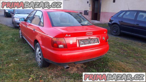 Prodám Audi A4  B5 1.6