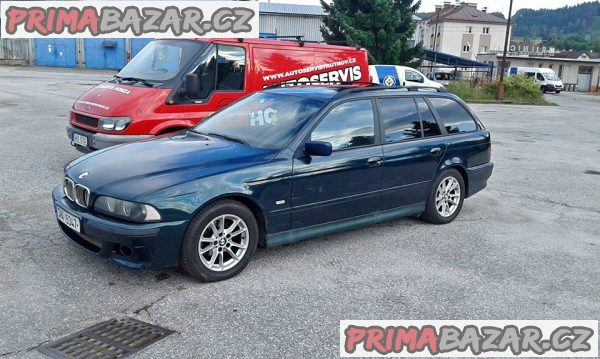 prodam-bmw-525-tds-manual-eko-placeno