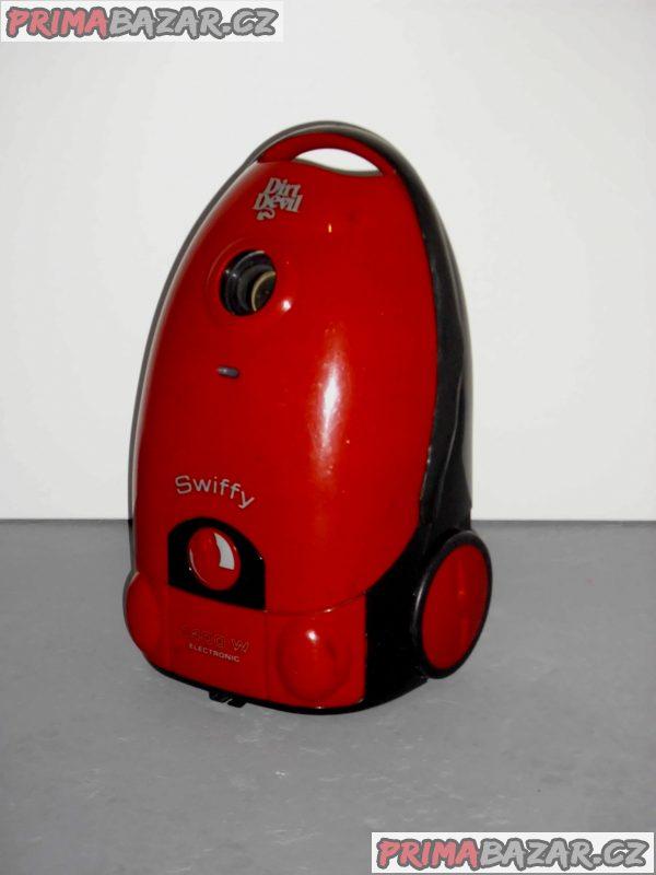 Vakuový vysavač Dirt Devil Swiffy 1400W - Made in Germany