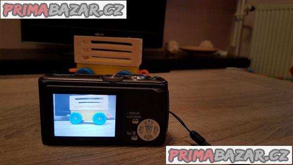 Digitální fotoaparát Panasonic DMC-TZ1