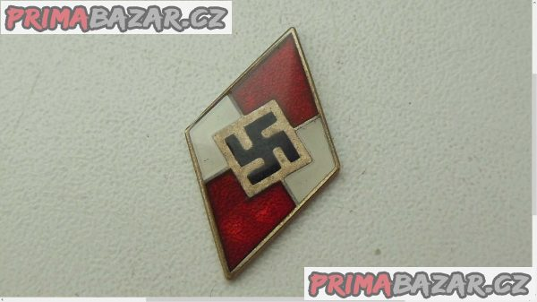 Německo, odznak HJ