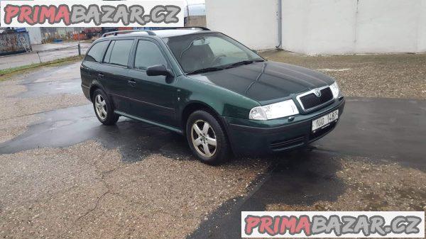 prodám auto Škoda Octavia combi 4x4 1.9tdi 74Kw, r.v 2003
